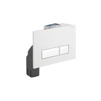 Смывная клавиша Geberit Sigma40, для двойного смыва, со встроенной системой удаления запаха