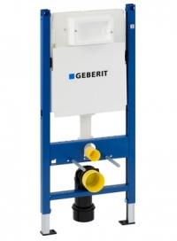 Инсталляция для подвесного унитаза Geberit Duofix UP182 для клавиш Delta (глубина 12 см)
