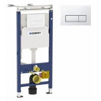 Монтажный комплект для подвесного унитаза Geberit Duofix (UP 100)