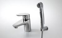 DROP DR0227 Смеситель для раковины с гигиеническим душем