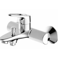 Bravat  DROP-D F648162C-01 Смеситель для ванны с коротким изливом